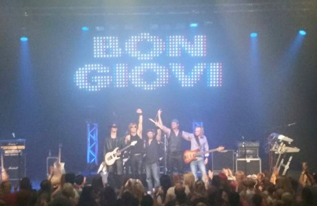Bon Giovi At The Cressest Peterborough