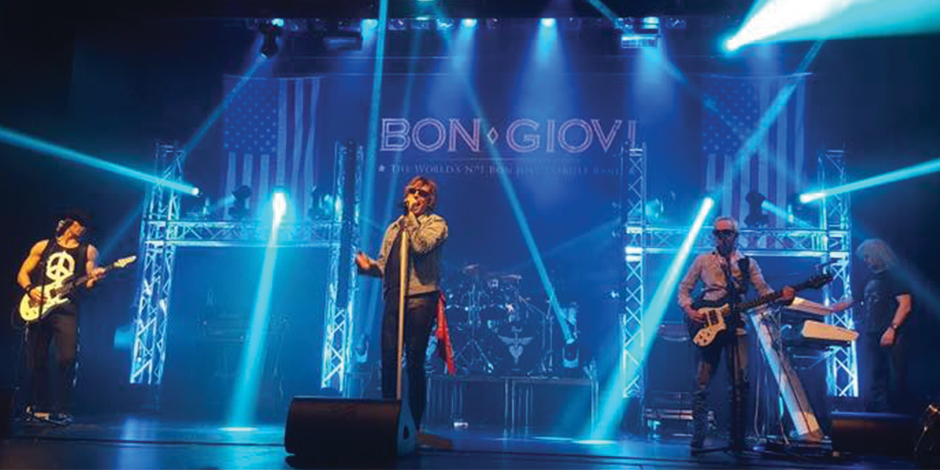 Bon Jovi Tribute Band | Bon Giovi
