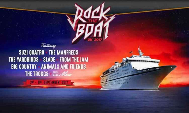 Rock The Boat News