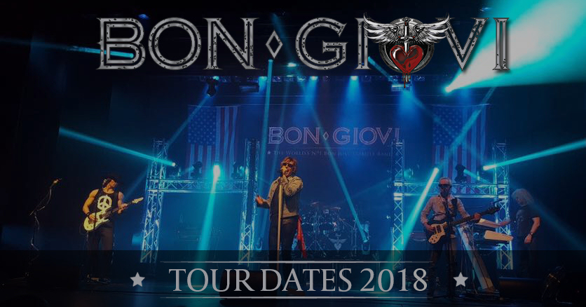 Tour Dates Header 2018